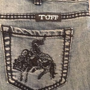 Cowgirl Tuff Bootcut Jeans